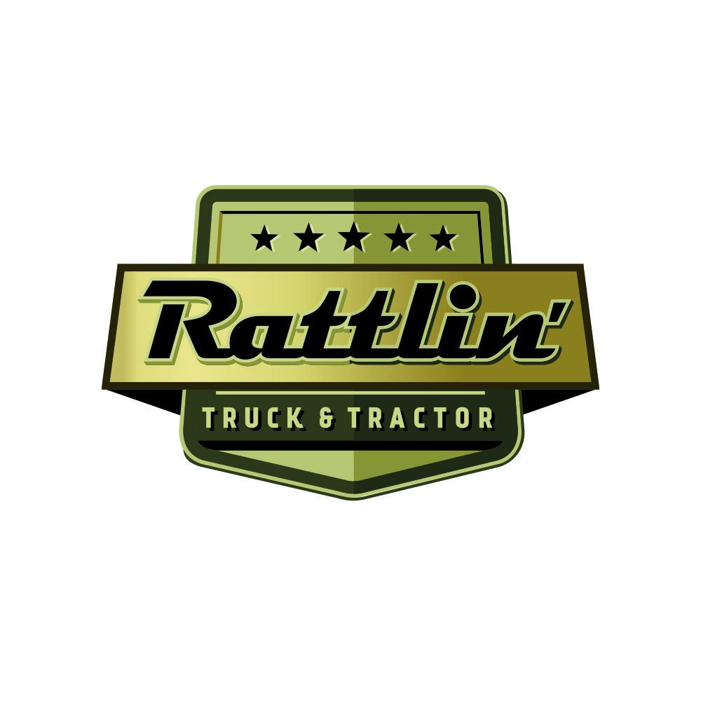 Need a vintage automotive design to appeal to the rat rod truck crowd