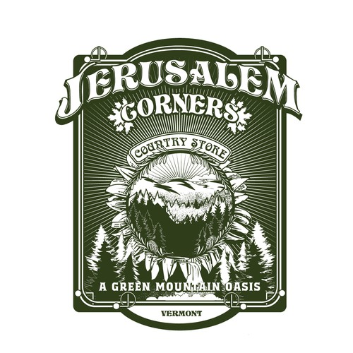 Logo for Jerusalem corners