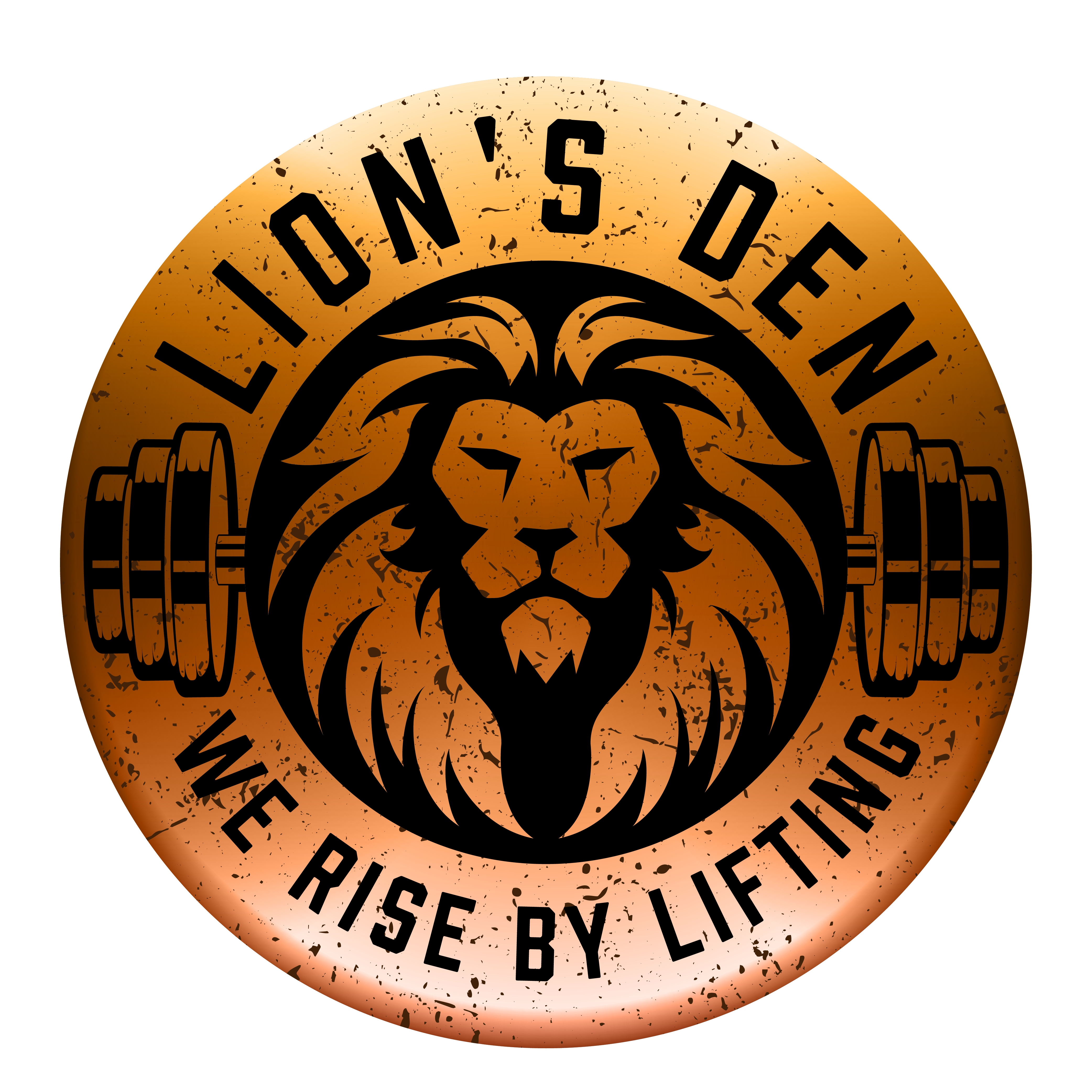 Powerful Gym Logo for at risk teens