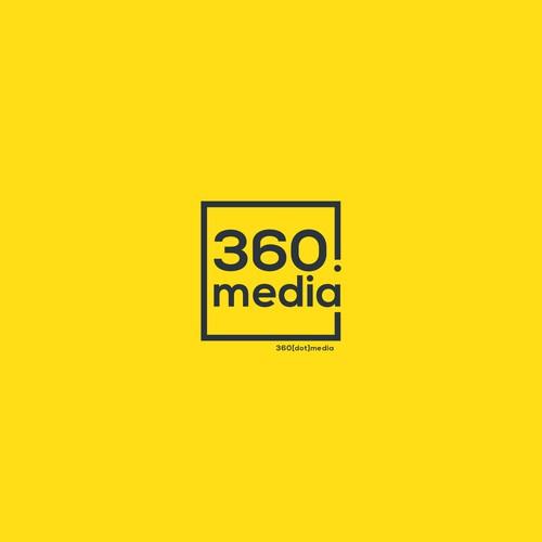 Logo Concept for 360[dot]media