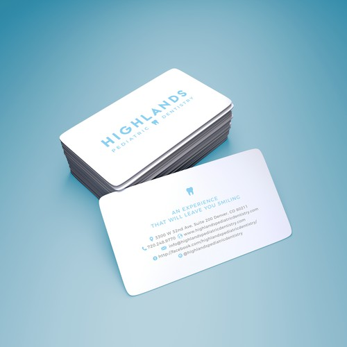 Personal Card - Highlands
