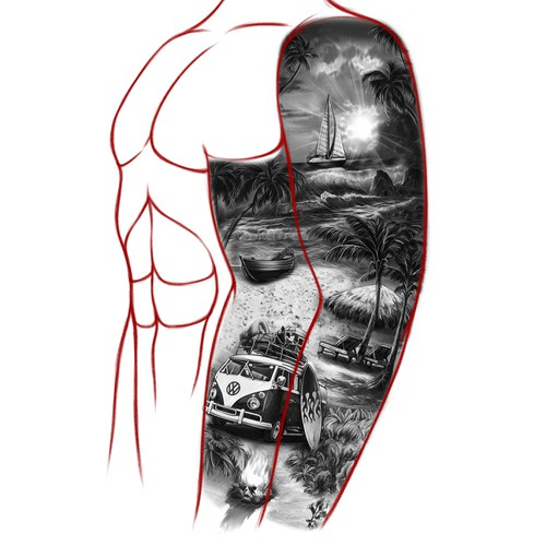 Tattoo example