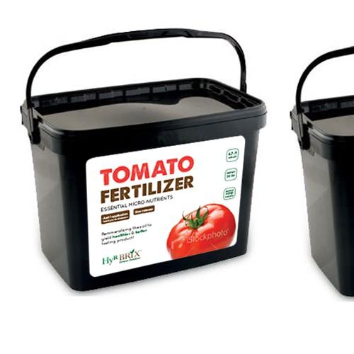 Fertilizer packaging