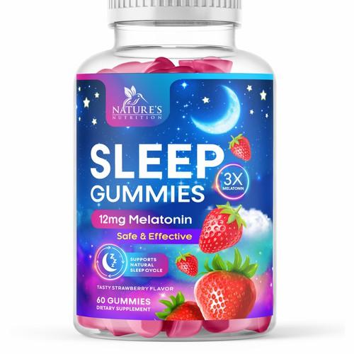 Nature's Nutrition Sleep Gummies