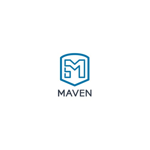 Logo concept for Maven Auto