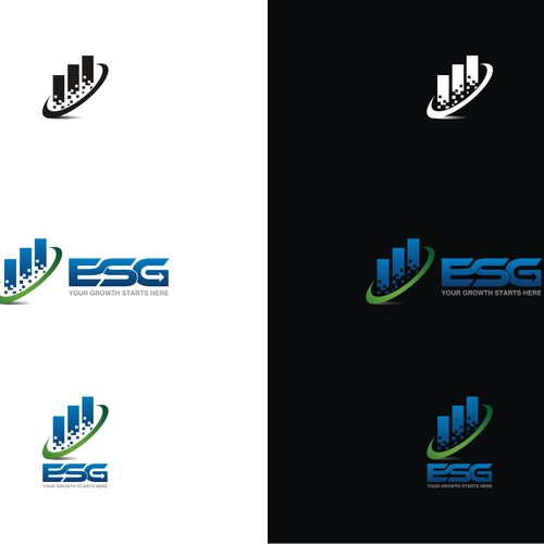 Create the next logo for ESG