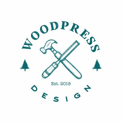 Woodpres Logo