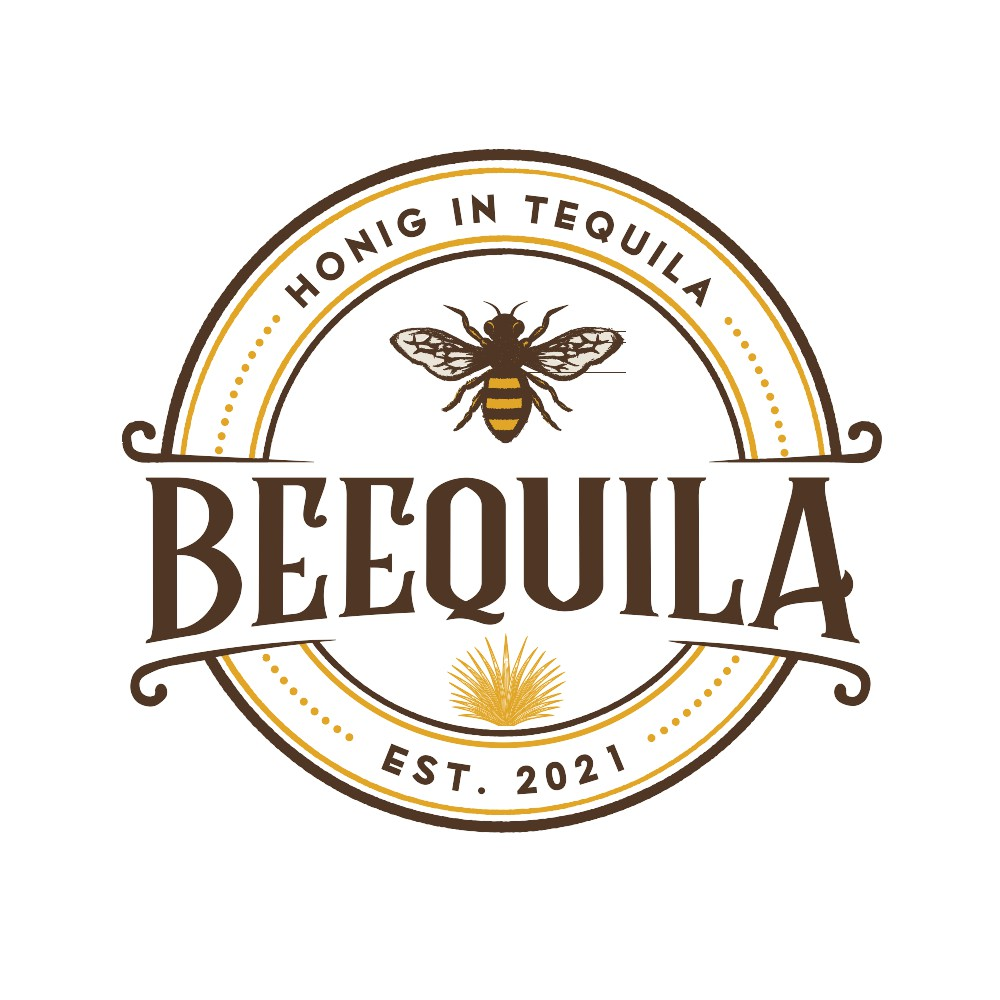 Beequila - Tequila with Honey. We need a logo for our beequila brand.