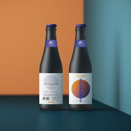Bold Design for Beer Label