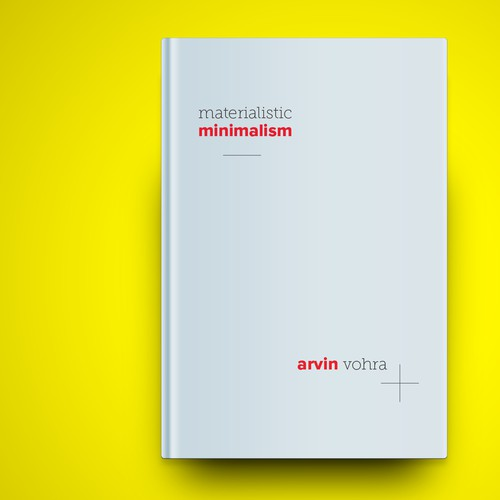 Book Cover for Materialistic Minimalism