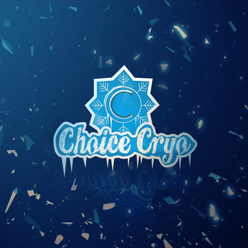freezed logo for Choice Cryo