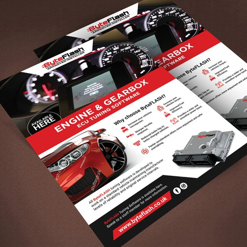 Automotive Software flyer