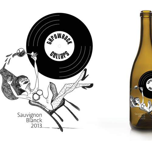 Create fun and innovative wine brand design for 2013 Sauvignon Blanc -Russian River Valley