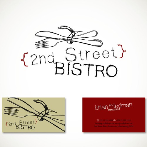 New logo wanted for  2nd Street Bistro