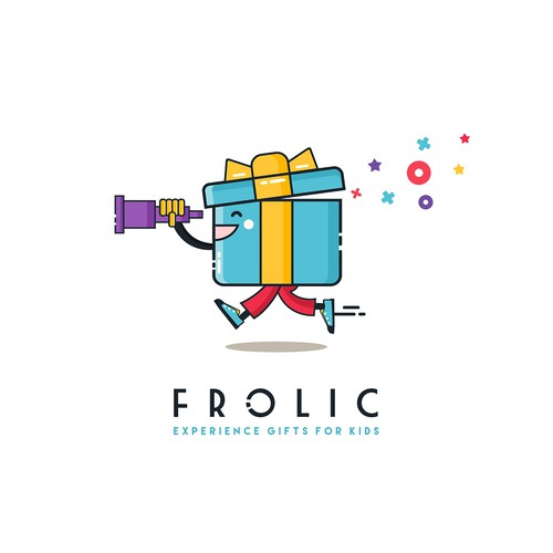 Logo for experience gifting for kids