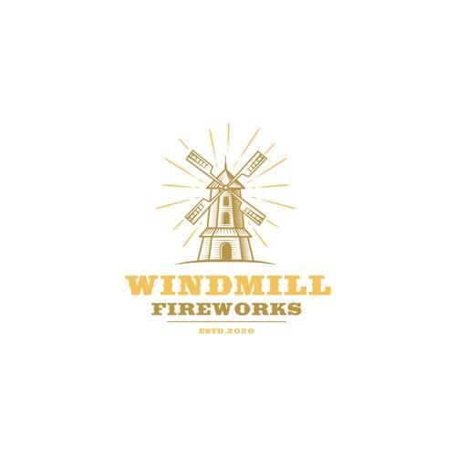 windmill fireworks