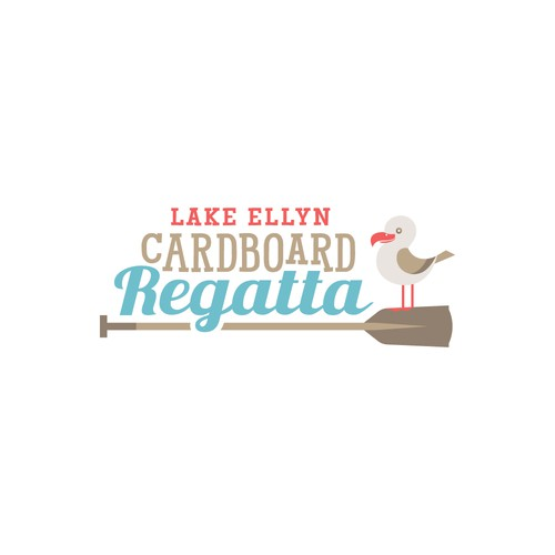 Lake Ellyn Cardboard Regatta Logo-1-to-1 Project