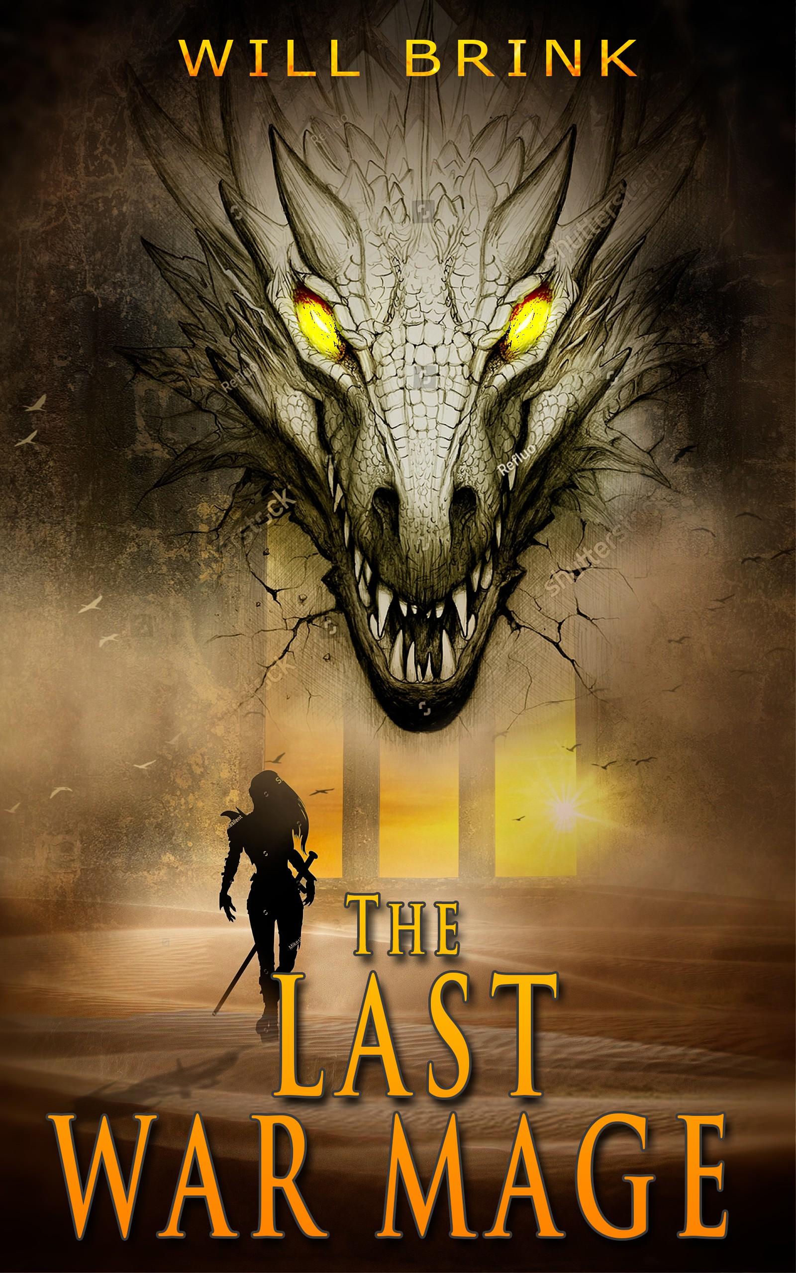 The Last War Mage