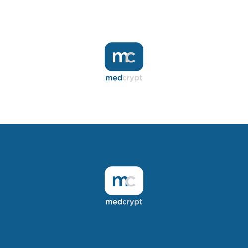 Logo Concept for MedCrypt