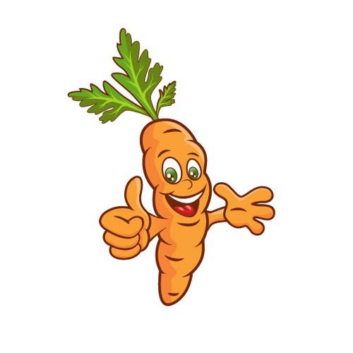 Create the mascot of VeggyDays, the vegan franchising by italian taste