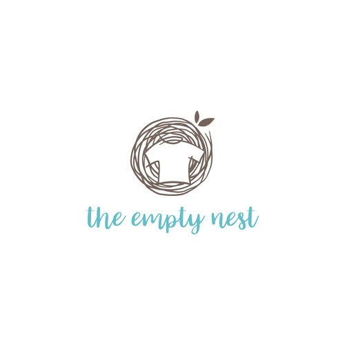 Nest logo for clothing store