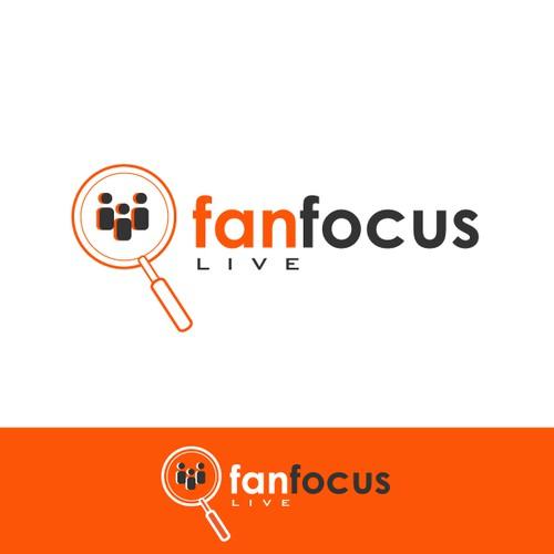LOGO DESIGN - Fan Focus Live