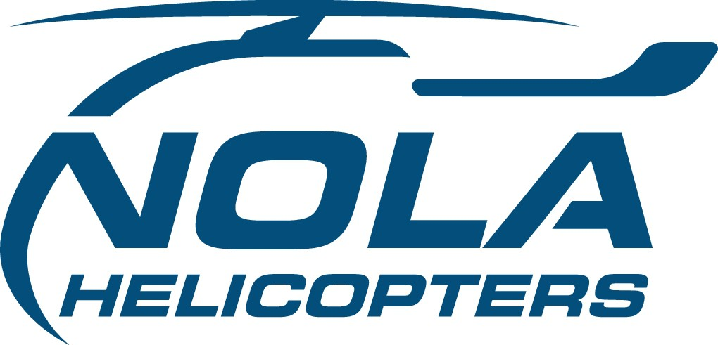 Helicopter Tour Company Logo