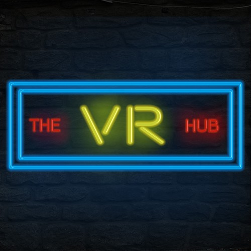 Logo for Viirtual Reality game