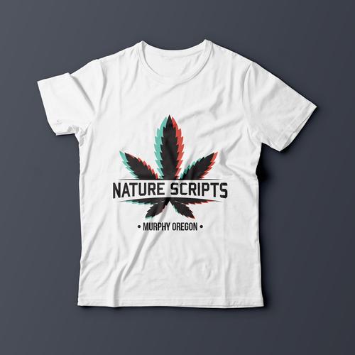 Medical Marijuana T shirt design