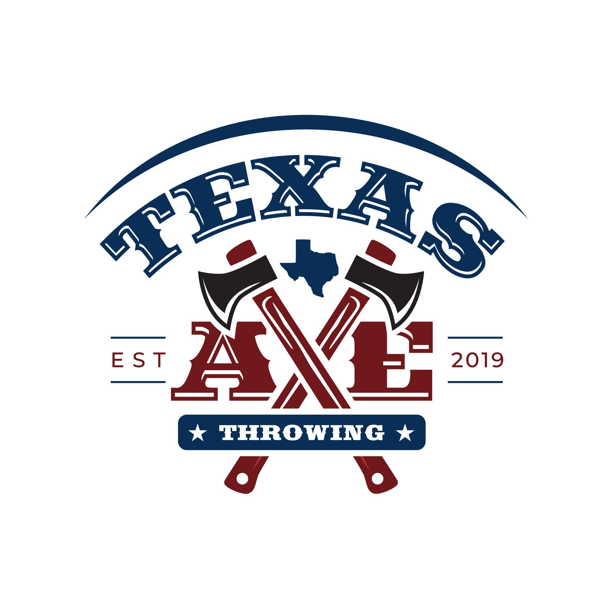 Texas Axe Throwing - Are YOU an Ax-pert logo designer?!