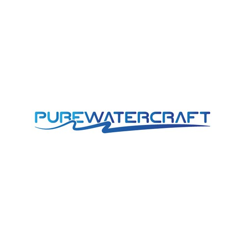 Logo for Pure Watercraft
