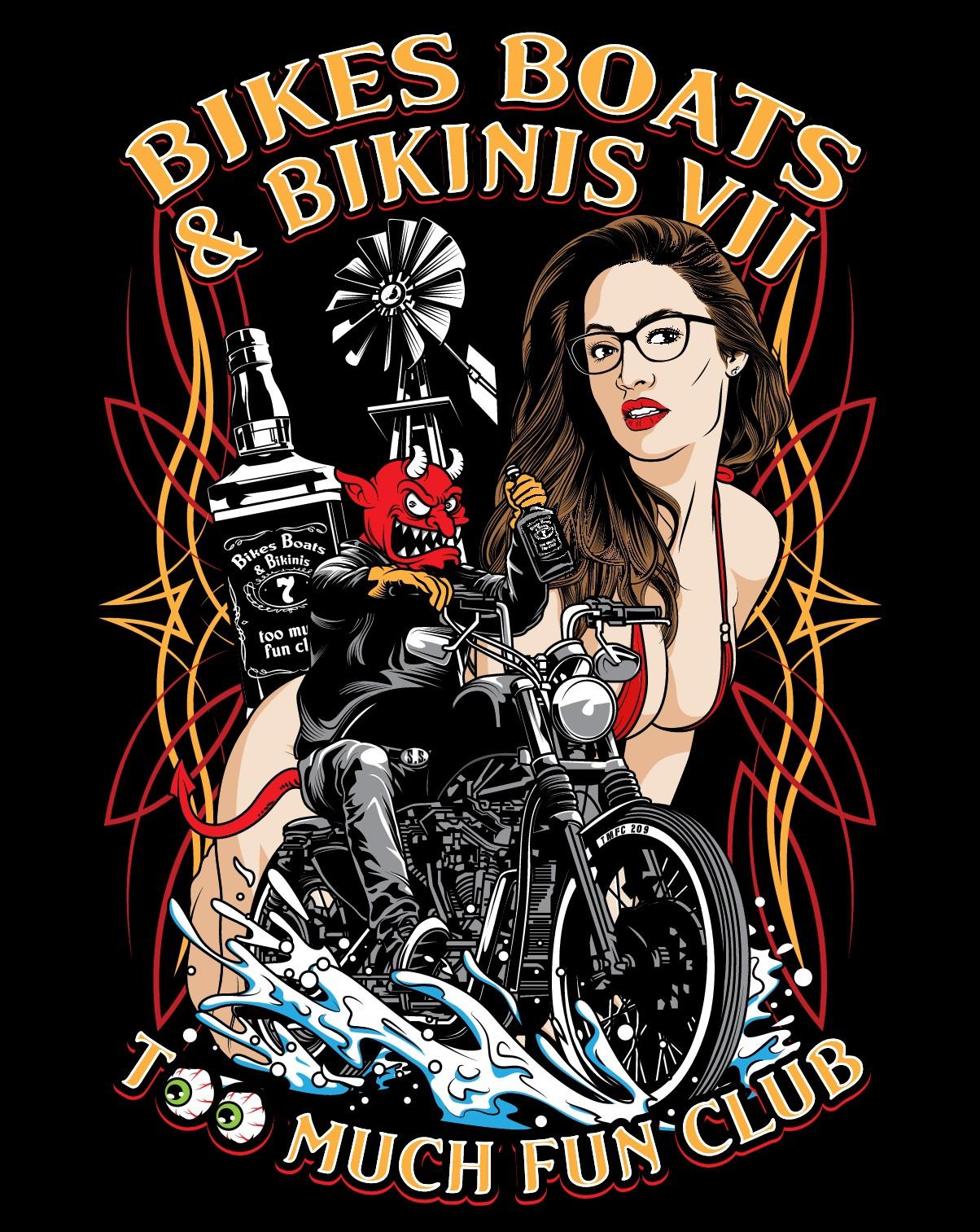 Bikes Boats Bikinis VII