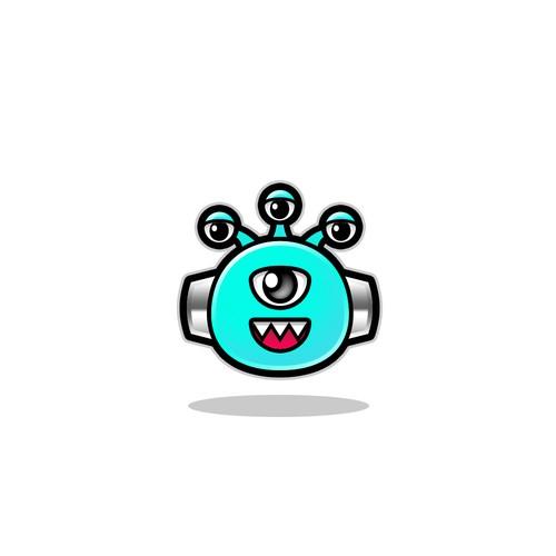 Beholder Mascot