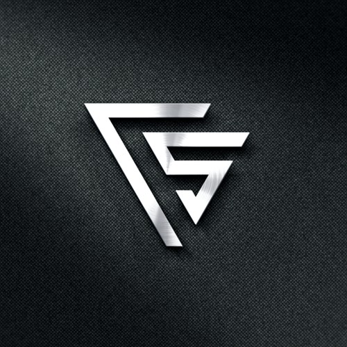 Letter F and S Logo Mix