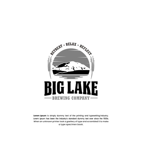 BIG LAKE LOGO