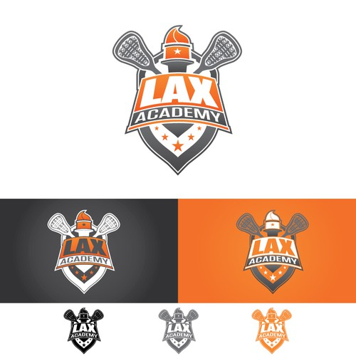 LaxAcademy needs a new logo