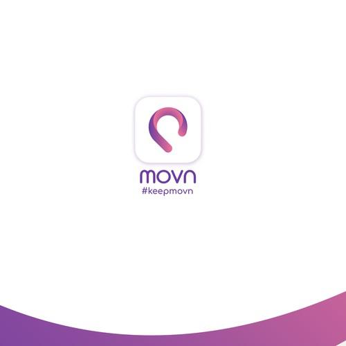 Movn App Logo