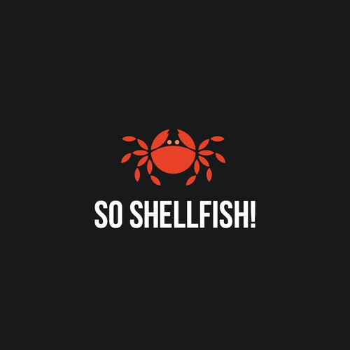 Logo for a packed shellfish reseller