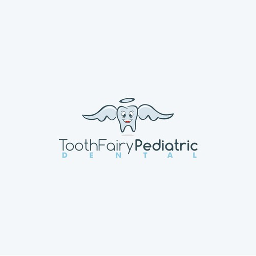 Logo for ToothFairyPediatric in qualifying