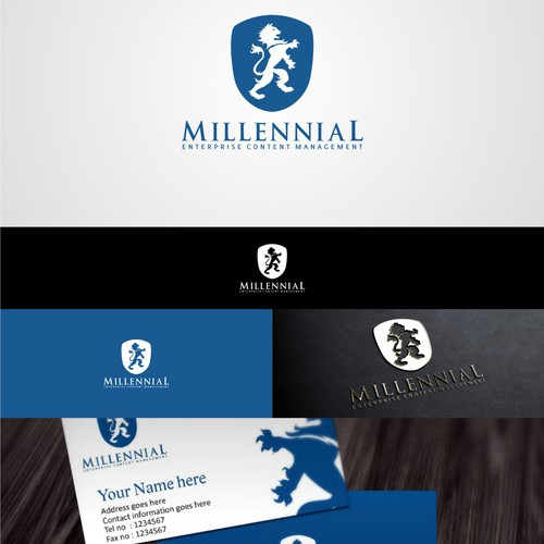 Logo for Millennial