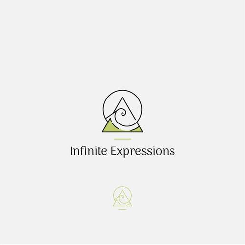 Logo Design for Infinite Expression - draft