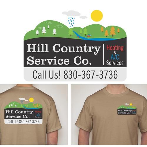 HVAC T-shirt