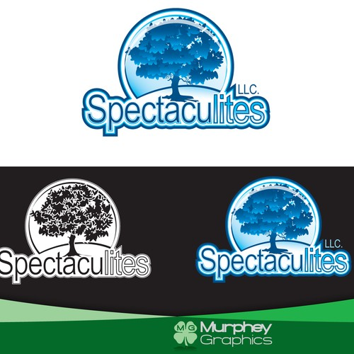 LOGO and business branding for Spectaculites,LLC.