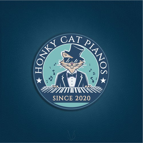Honky Cat Pianos
