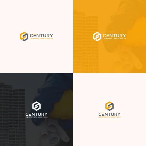 Century Construction - Logo Redesign
