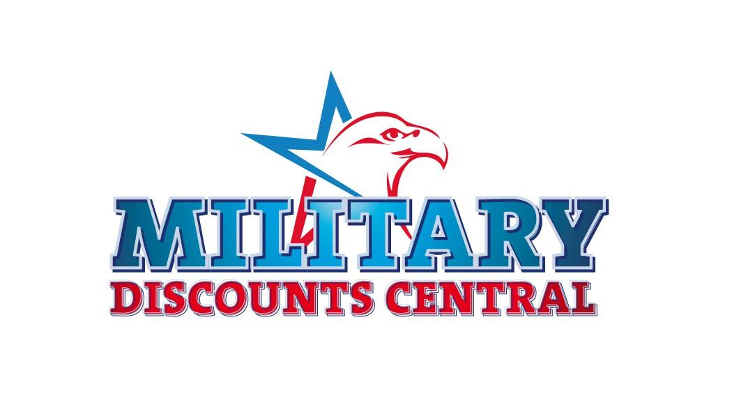 Create a winning logo for MilitaryDiscountsCentral.com