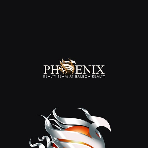 Logo Design For Phoenix Reality Team