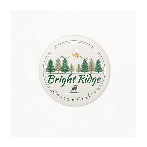 Logokonzept for Bright Ridge