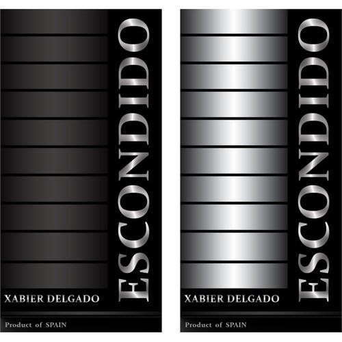 Create a Spanish Wine Label
