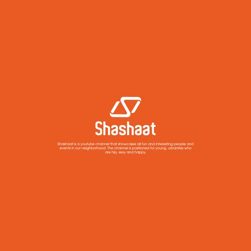 Shashaat logo concept